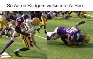 Funny Aaron Rodgers Injury Memes Hurt Broken Collarbone