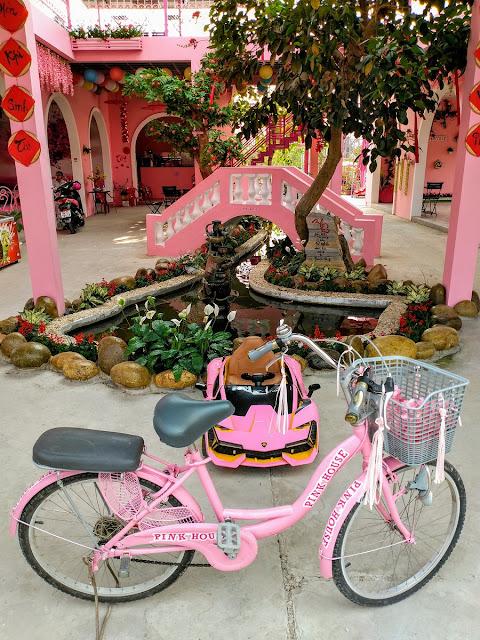Pink House Sadec 2