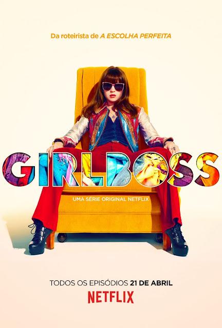 Resenha [SÉRIE]: Girlboss