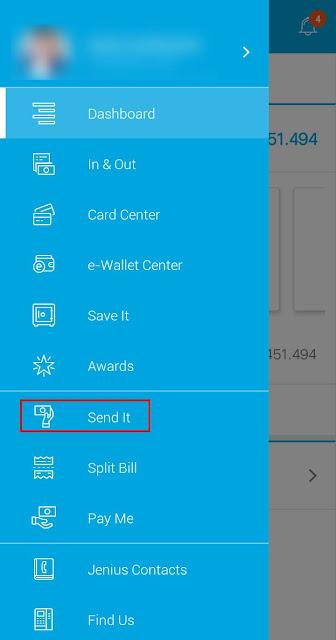 Transfer antar bank gratis tanpa biaya admin