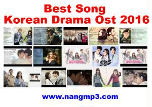 Best Song Korean Drama Ost 2016