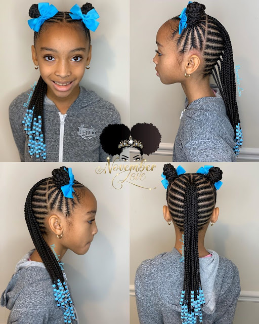 2019/2020 Hairstyles Gorgeous Christmas Braiding styles for