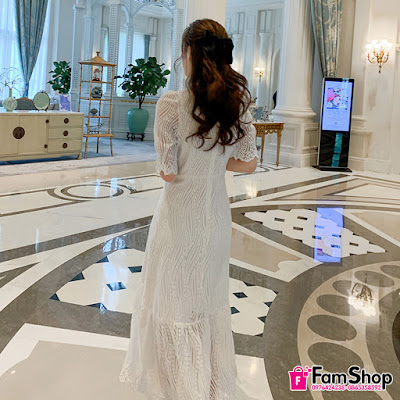 shop ban vay maxi gia re tai Kim Ma