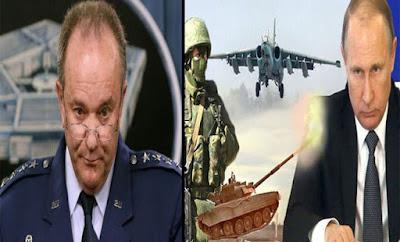 «ΒΟΜΒΑ» από Στρατηγό του ΝΑΤΟ – Αν γίνει Τρίτος Παγκόσμιος ο Πούτιν θα…