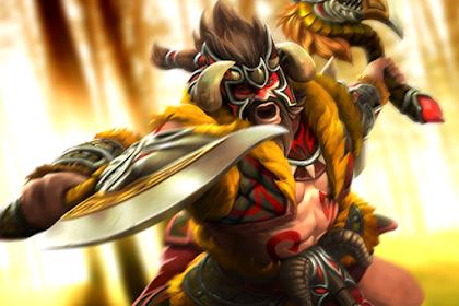 Tips dan Trik Menggunakan Hero Beastmaster di Dota 2 Offline