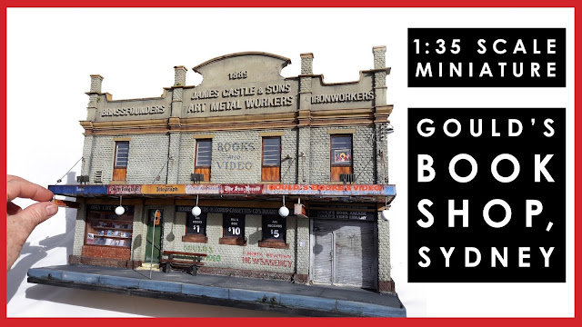 Bob Gould's book store in Newtown, Sydney