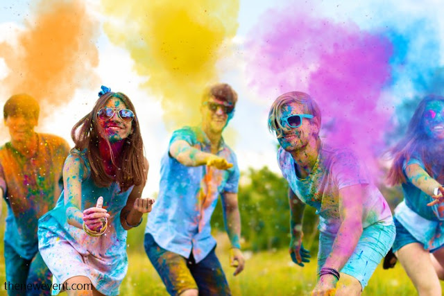 Photo of Holi in this Colorful Holi Photo Gallery