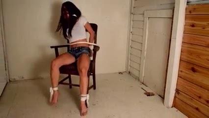 Barefoot bondage videos