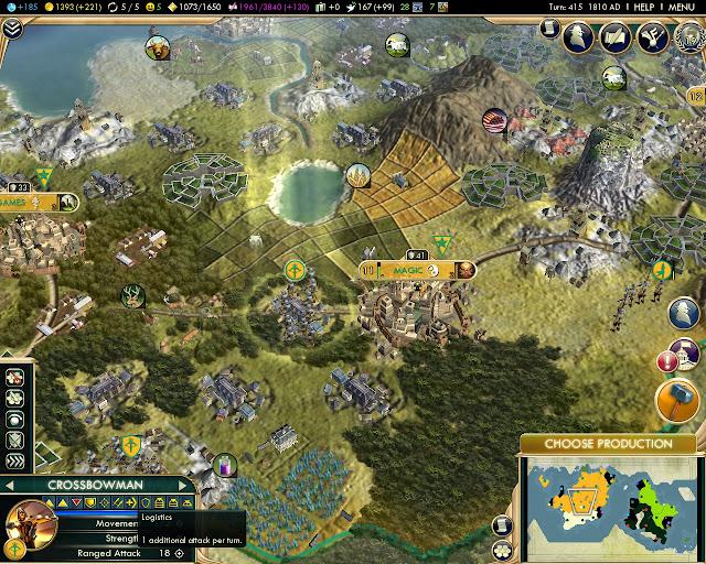 Civilization 5: Brave New World - Super Archer