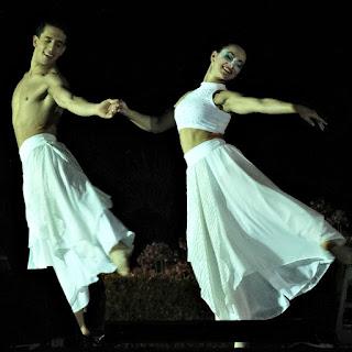 A Dança Lenta (Nícolas Rodrigues e Gerusa Silva Souza), Simplesmente Natal, Canela