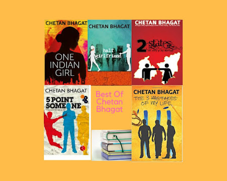 Download All Novels By Chetan Bhagat For Free