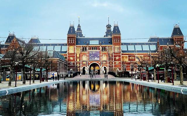 10 Tempat Wisata di Amsterdam Belanda Terbaru 2021