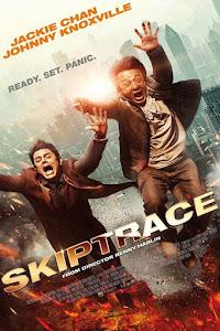 Skiptrace Poster