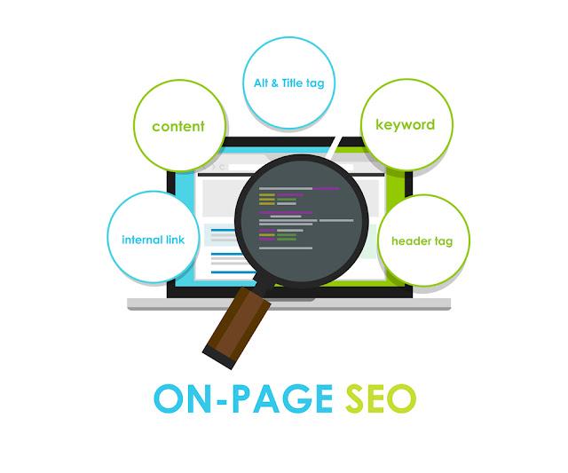On-Page SEO rank top Google.com