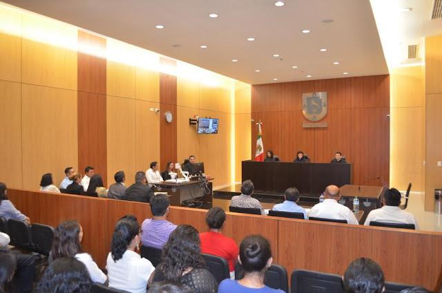 Tribunal 2o de Enjuiciamiento del Poder Judicial del Estado de Yucatán (imagen de archivo)