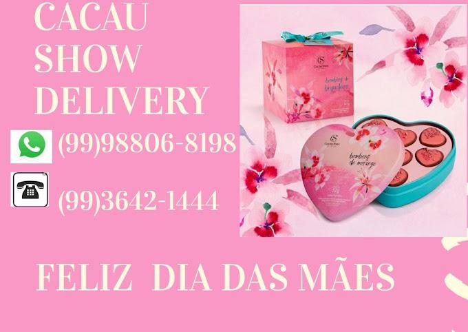 Presenteie quem te ama incondicionalmente com os presentes da CACAU SHOW!!! São muitas opções para a sua mamãe!