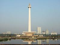 Wisata Monas (Monument National) di Jakarta Pusat