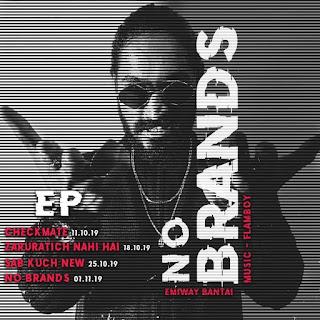 No Brands - Emiway Bantai Song Lyrics Mp3 Audio & Video Download