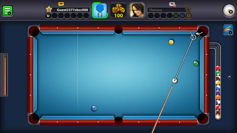 تحميل لعبة 8 Ball Pool