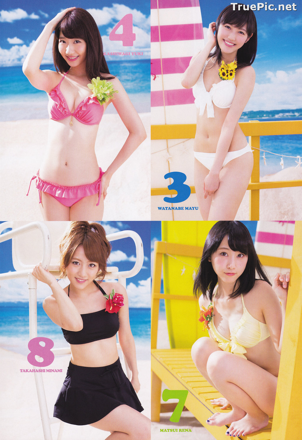 Image AKB48 General Election! Swimsuit Surprise Announcement 2013 - TruePic.net - Picture-6