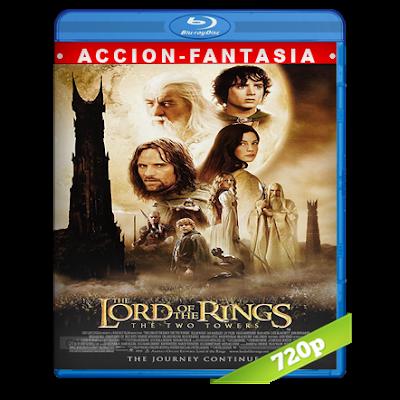 El Señor De Los Anillos 2 (2002) BRRip 720p Audio Trial Latino-Castellano-Ingles 5.1
