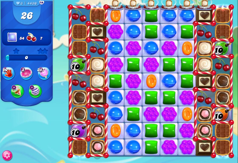 Candy Crush Saga level 4430