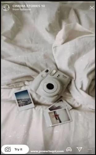 """فلاتر انستجرام  """"Instagram filters"""" GrainA4"""