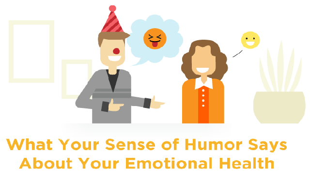 Boosting emotional health with humor