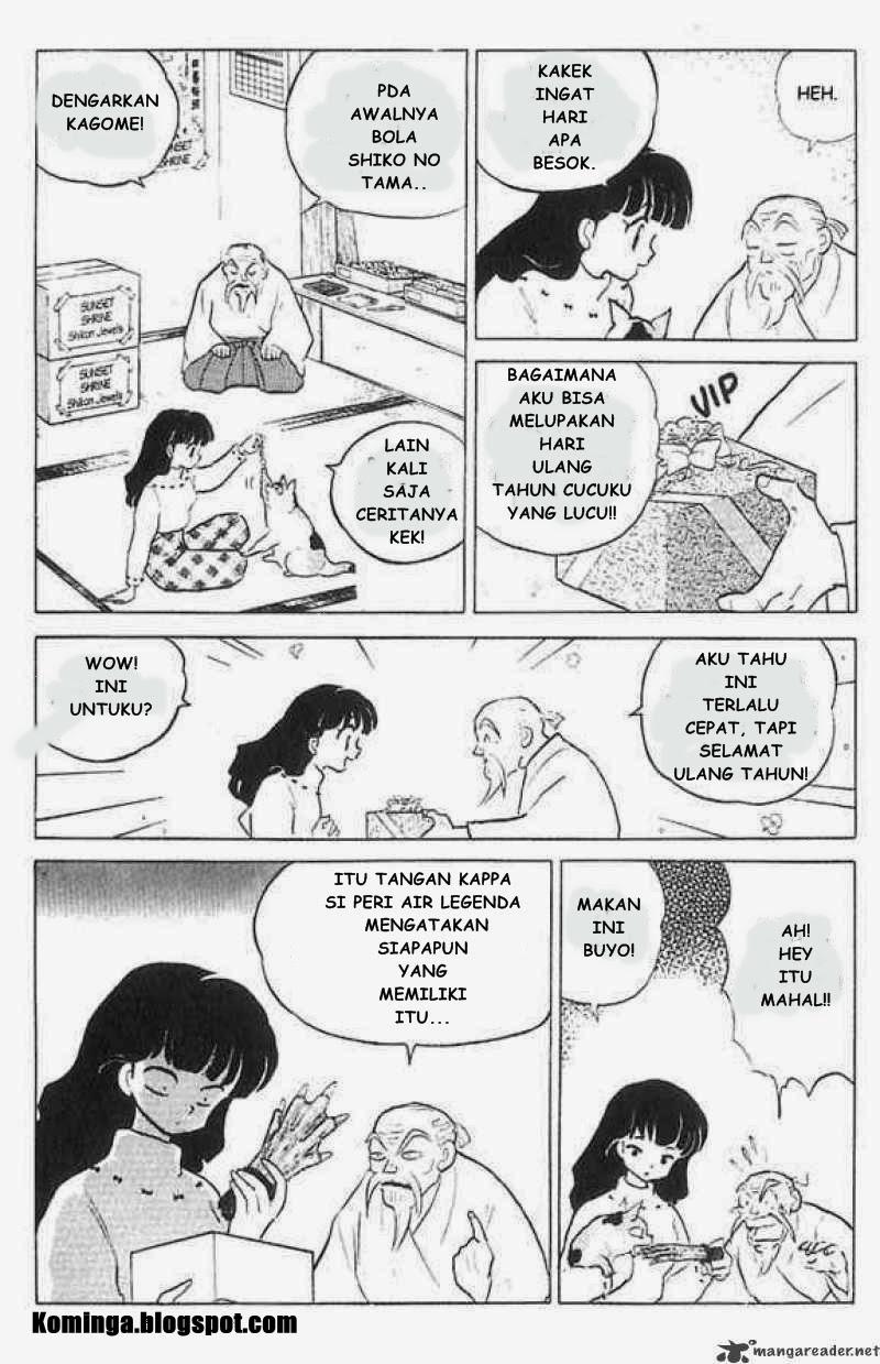 Inuyasha Chapter 01-11
