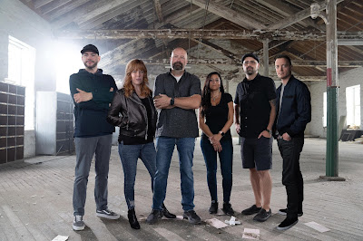 Ghost Hunters at New York Comic Con 2021