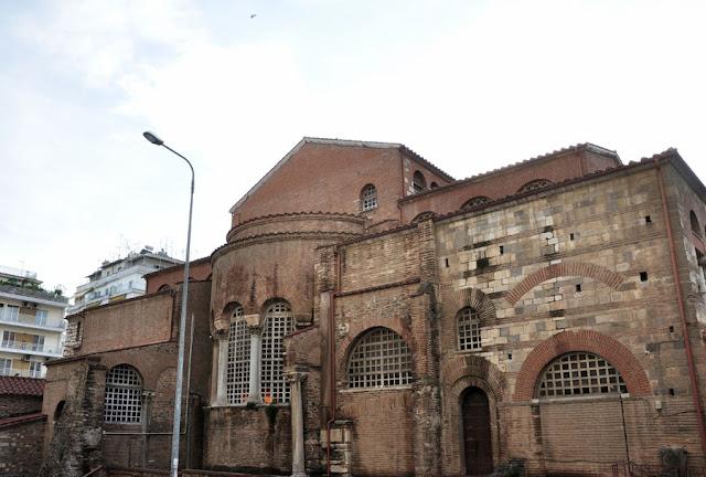 St. Dimitrios Kilisesi, Selanik