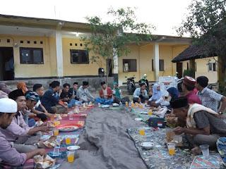 Muda Mengajar Lombok, Gelar Santunan Anak Yatim Dan Buka Bersama