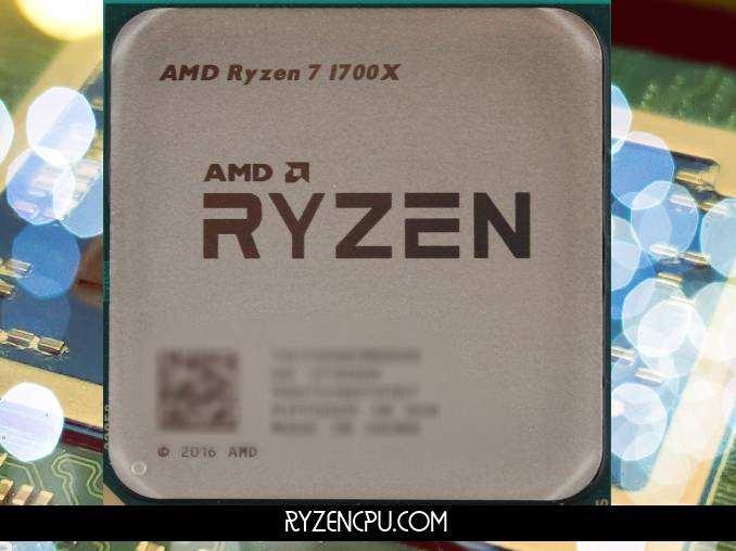 Ryzen Pro 7 1700X