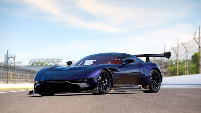 Nuevo Aston Martin Vulcan