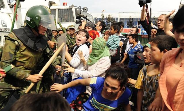 Repressão a uigures será pior com o 5G em andamento