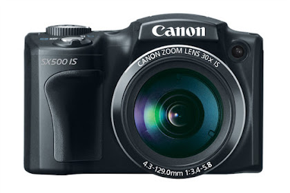 Canon PowerShot SX500 IS Driver Download Windows, Mac