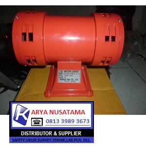 Jual Motor Siren 400meter  Yahagi 283 Besi di Makasar