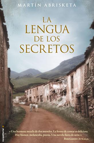 La lengua de los secretos portada de libro