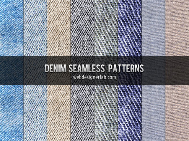 Denim Patterns
