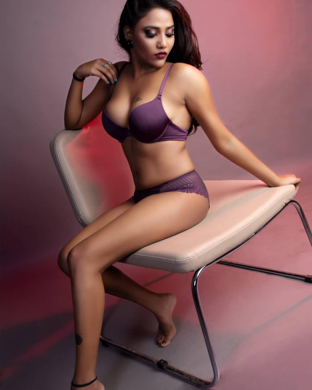 Bikini Actresses Rukmani Khandagale Bold And Hot Photos