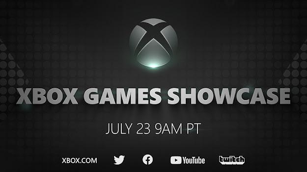 Rendez vous pour le Xbox Games Show le 23 juillet !