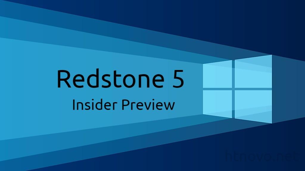 Redstone-5-Build-17760