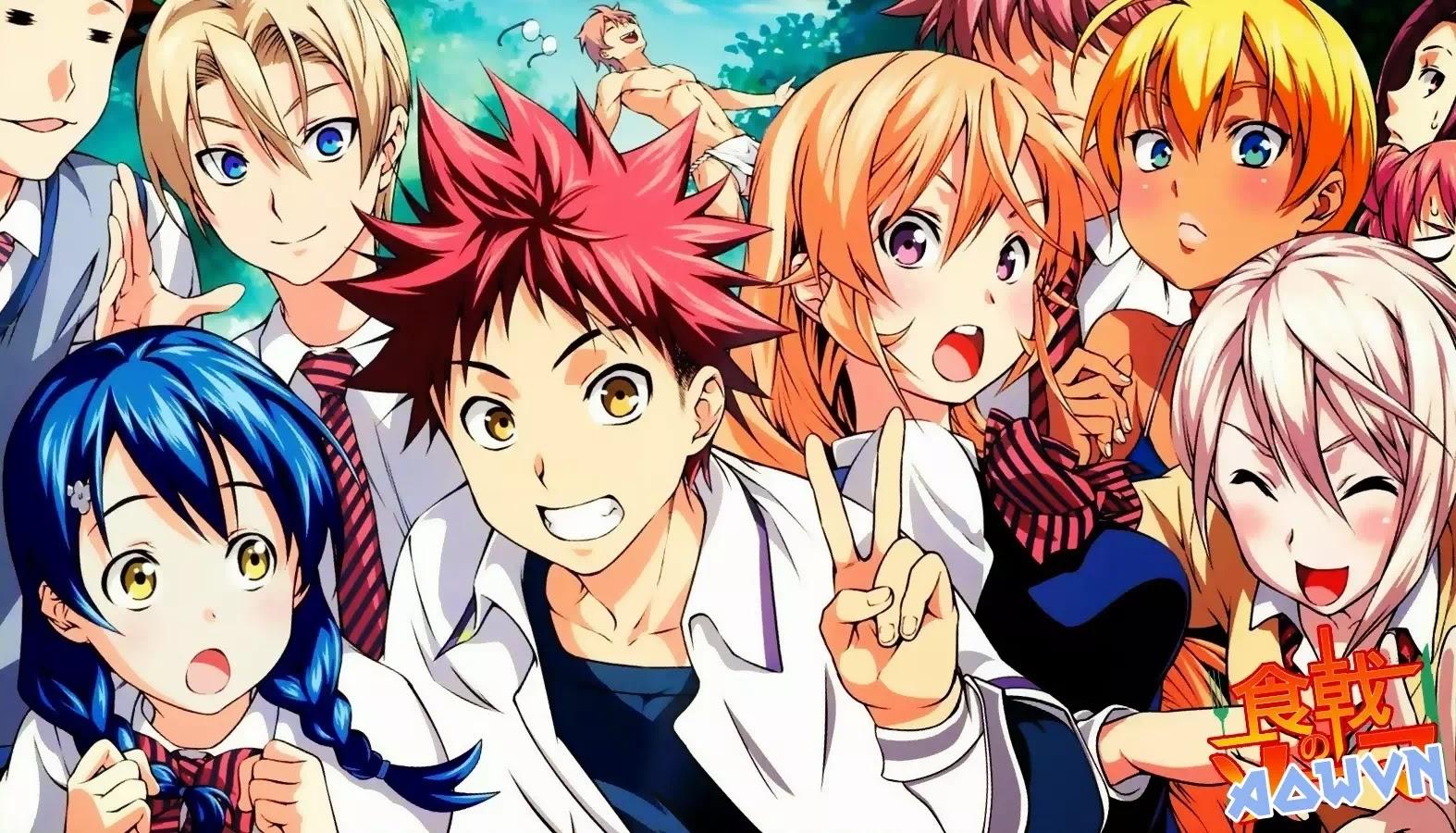aowvn min m%2B%25285%2529 - [ Anime 3gp Mp4 ] Shokugeki no Souma: San no Sara SS3 | Vietsub