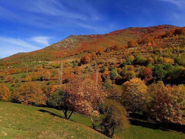 Macedońskie góry Baba