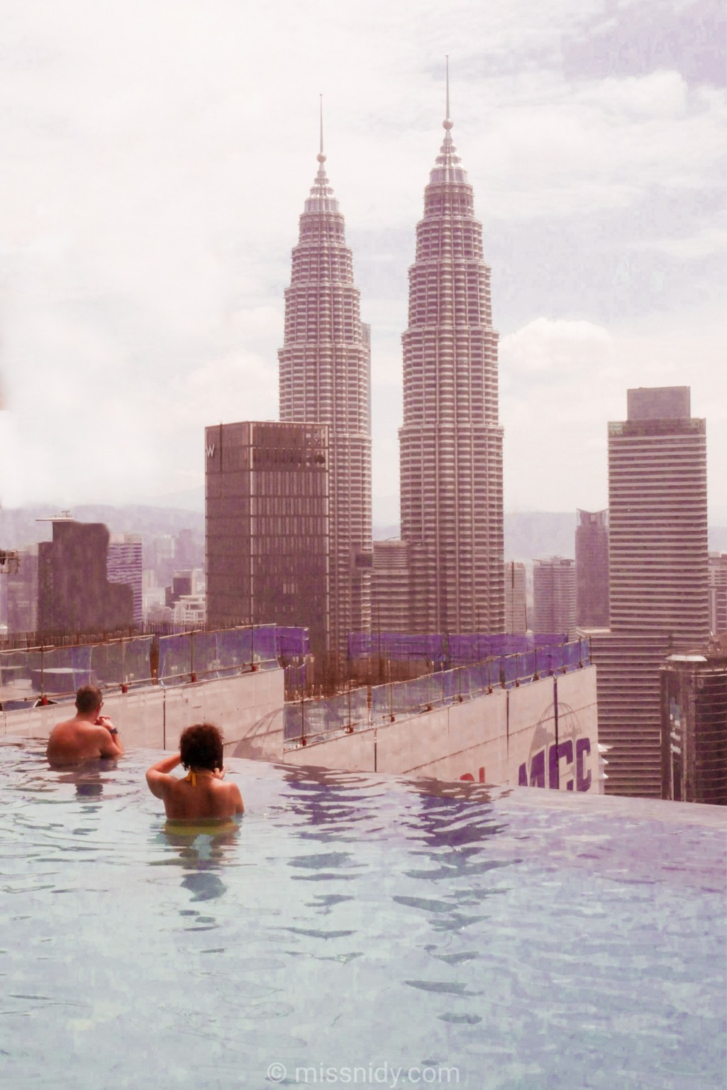 airbnb the face suites kuala lumpur