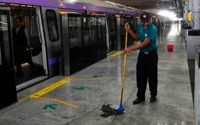 UNLOCK-4: केंद्र आ राज्य देलक 'हरी झंडी', कोलकाता मे मेट्रो सेवा शीघ्र होएत शुरू