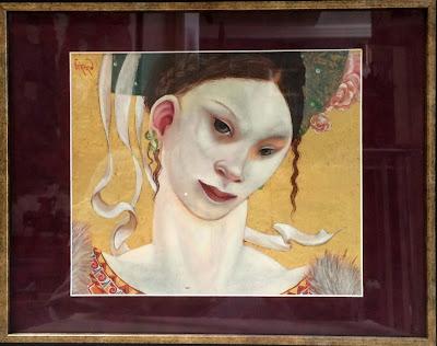 The Troll King's Daughter. Artist: William Girard.
