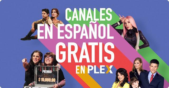 Plex TV ao Vivo amplia oferta com novos canais em espanhol