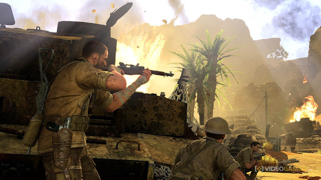 Sniper Elite 3 Complete Free Download Screenshot 3