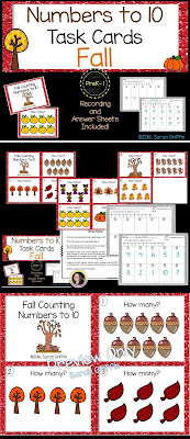 https://www.teacherspayteachers.com/Product/Fall-Math-Center-Task-Cards-Numbers-to-10-2793843